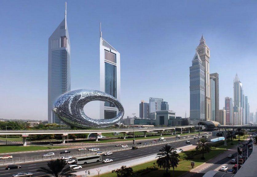 Dubai ruler unveils Museum of the future