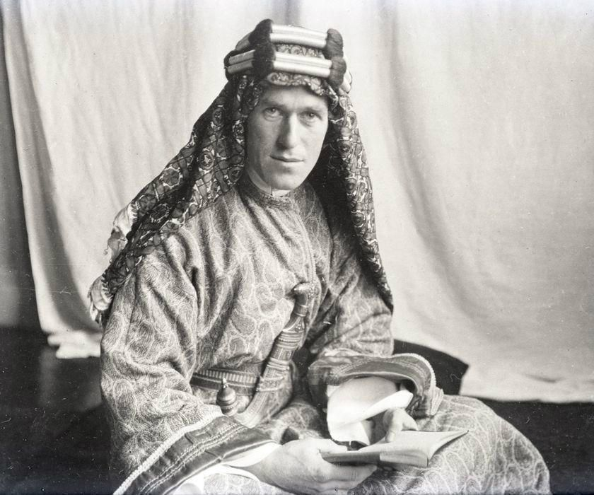 Comment: If Lawrence of Arabia saw the MidEast conflicts today he would say 'I told you so'