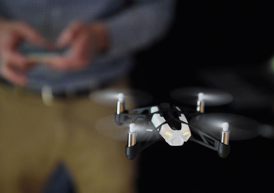 Mini army drones developed