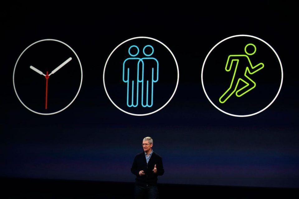 Apple debuts new watch