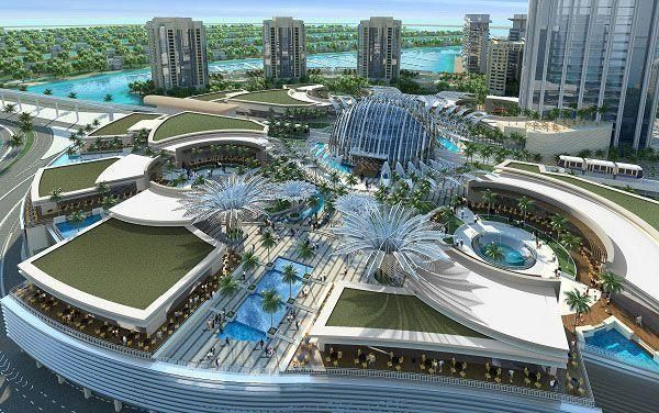 Panoramic viewing tower planned for Dubai's Palm Jumeirah