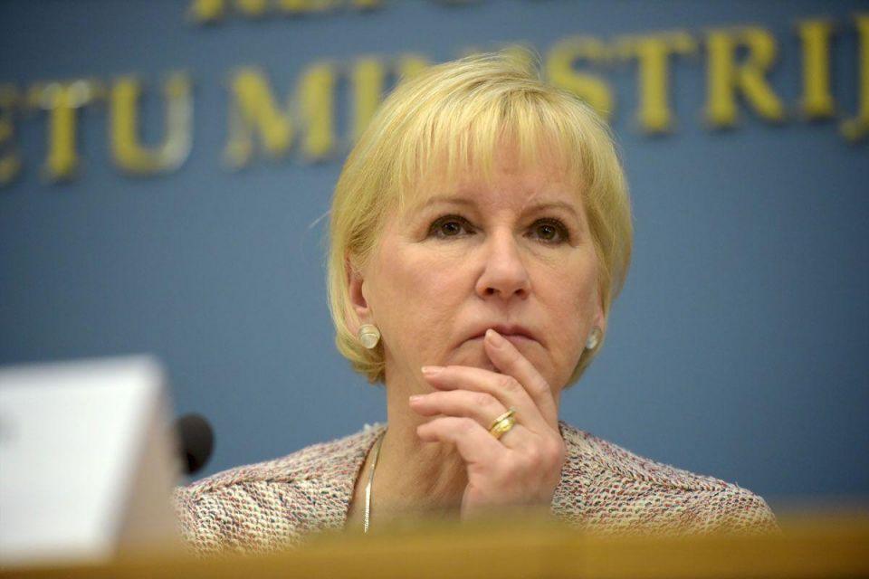 Saudi Arabia decides to restore ambassador to Sweden