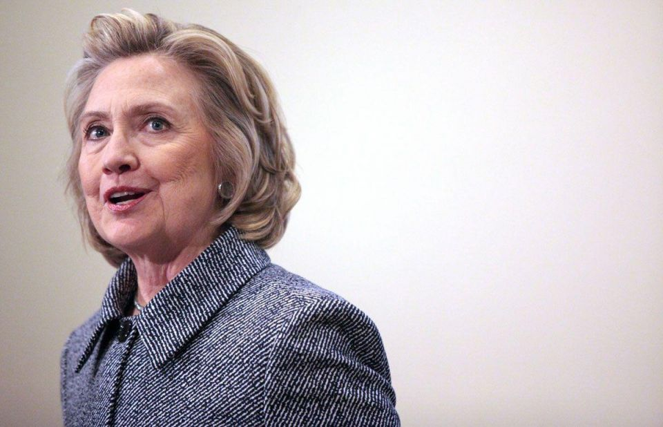 Hillary Clinton blasts US Republicans over Iran nuclear letter