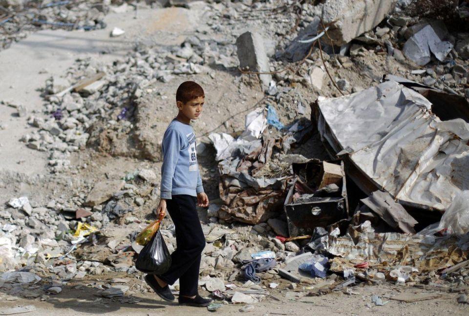 Qatar to build 1,000 homes in Gaza