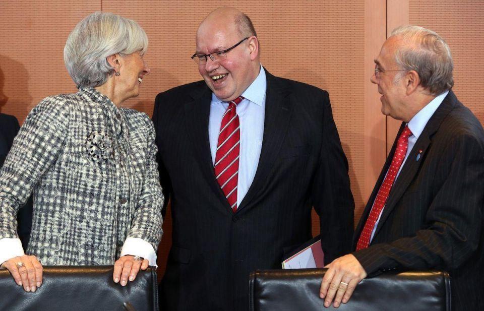 Merkel hosts G7 leaders in Berlin