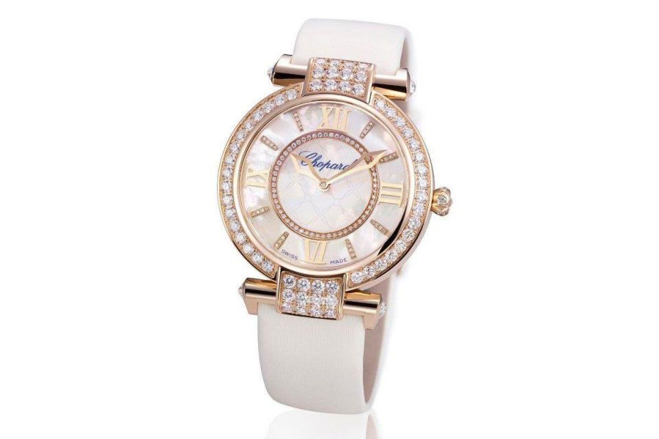 Chopard unveils its latest Imperiale collection in Dubai