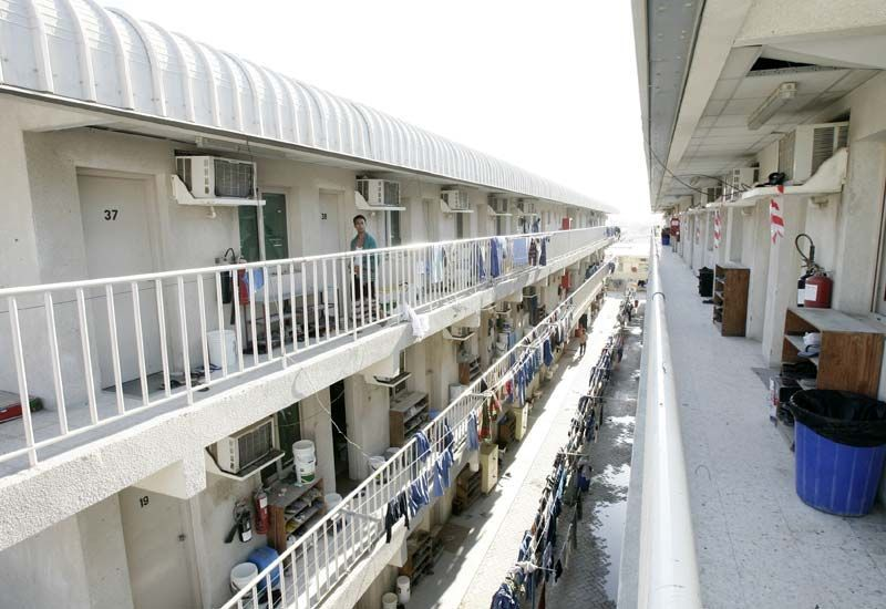 Qatar to look at future of labour camps