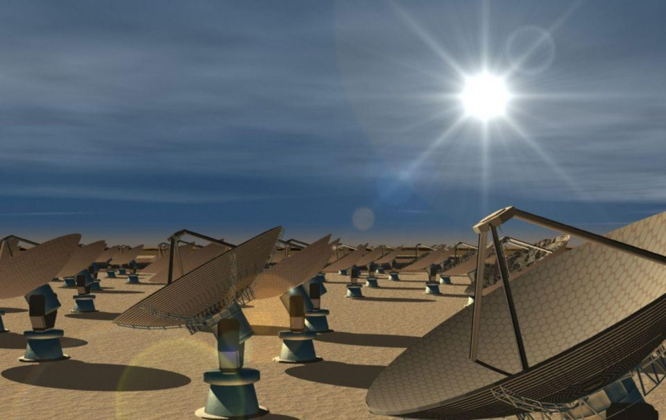 Unit of UAE's Yahsat wins South African telescope project deal