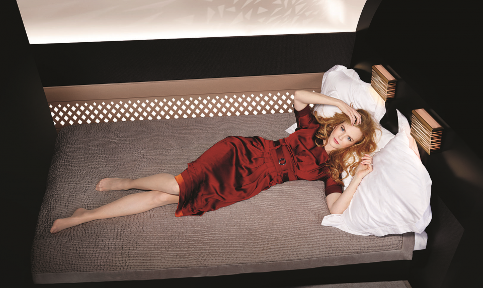 Nicole Kidman stars in new Etihad Airways brand campaign