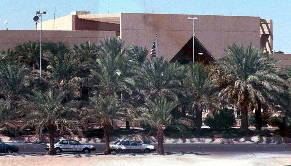 US Embassy in Saudi Arabia on heightened security