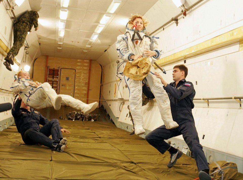 Zero gravity space project postponed in Middle East