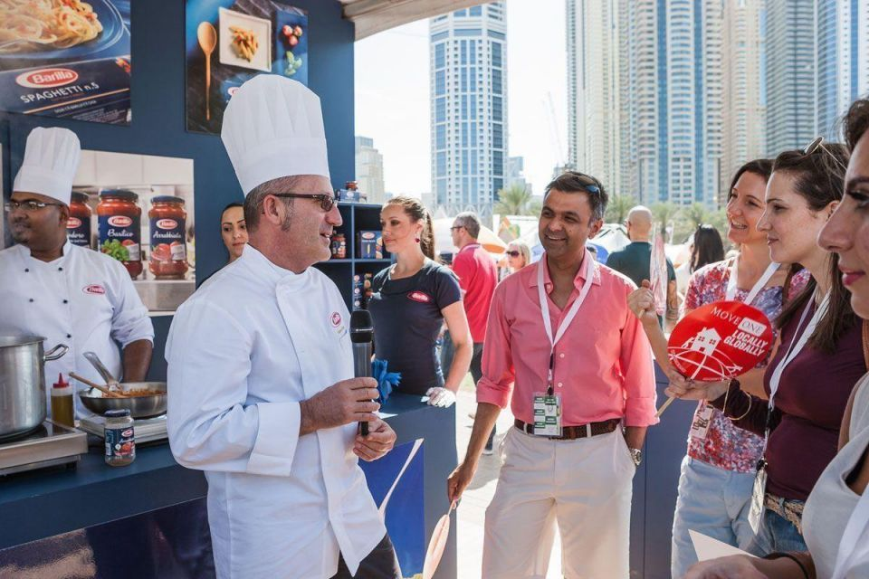 Taste of Dubai 2015