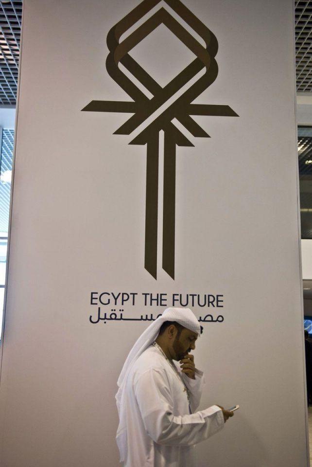 In pics: Egypt Economic Development conference