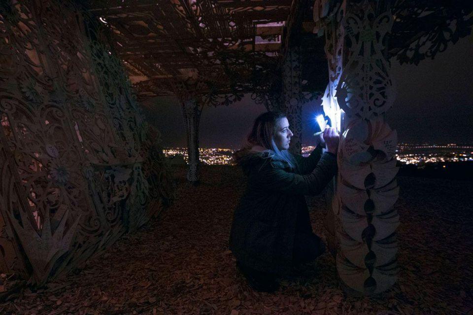 Burning Man's Temple in Ireland