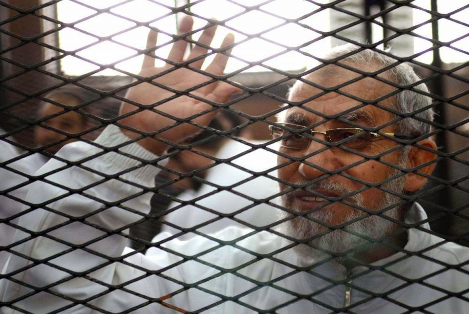 Egyptian court to seek death penalty for Brotherhood leader and 13 others