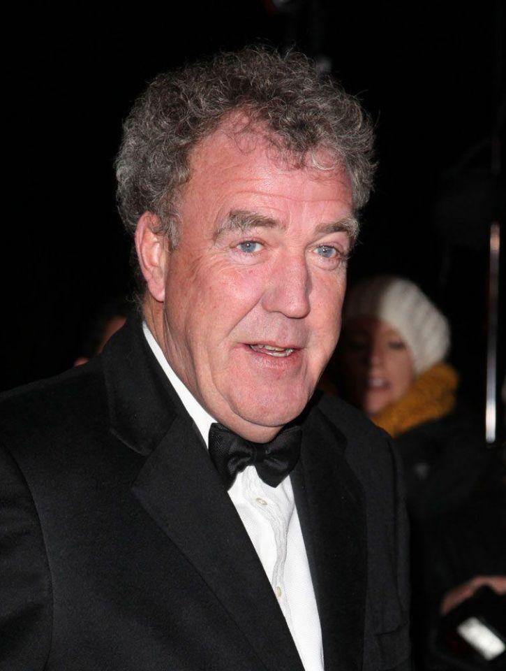 Revealed: Clarkson's cars