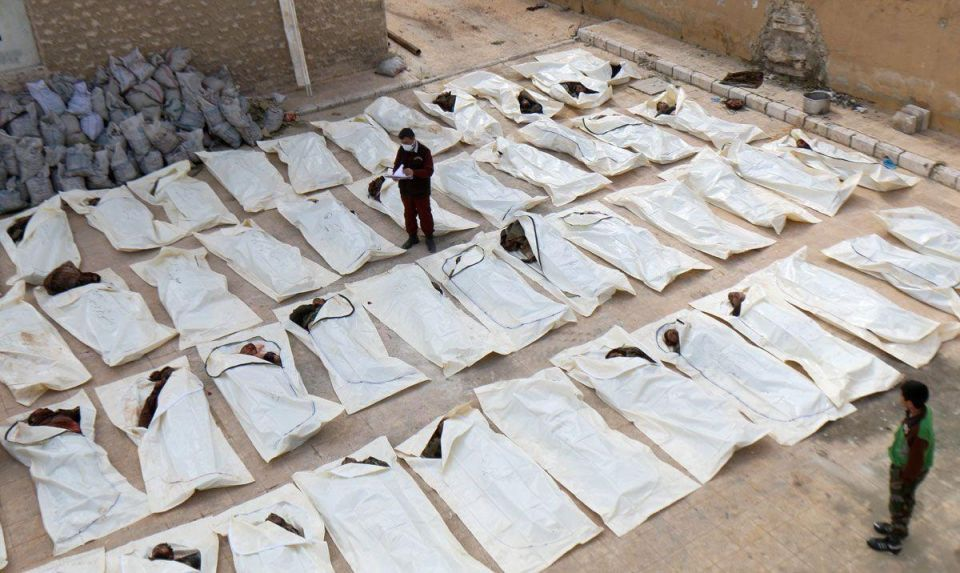 Around 76,000 people killed in Syrian civil war in 2014, says report