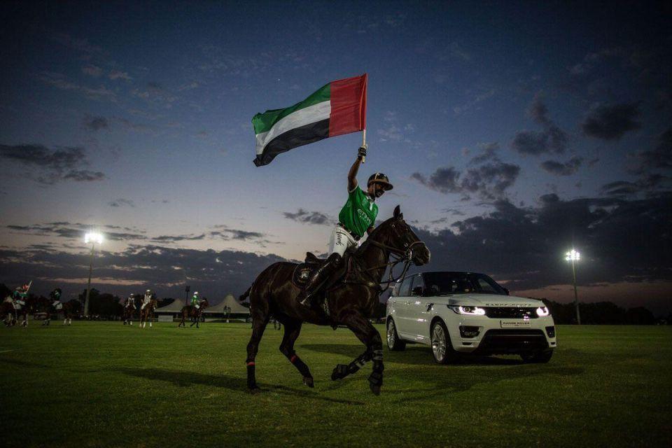 In Pics: British Polo Day Abu Dhabi
