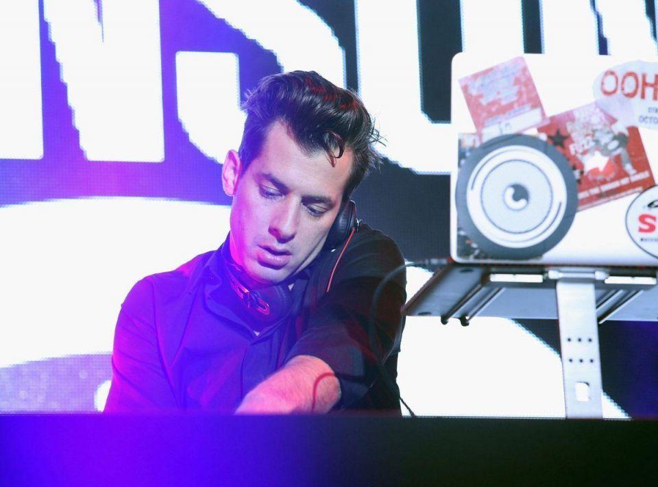Mark Ronson to DJ at Dubai's Lexus lounge