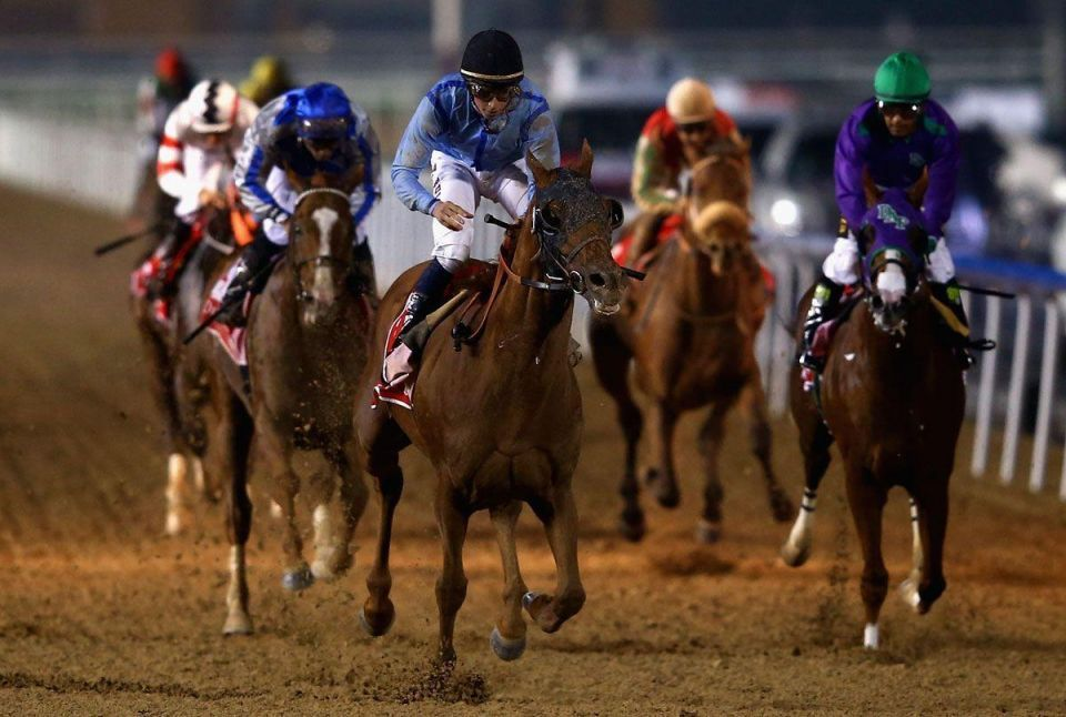 Dubai World Cup: Around $7.6m bets placed in the UK and Ireland, says bookie