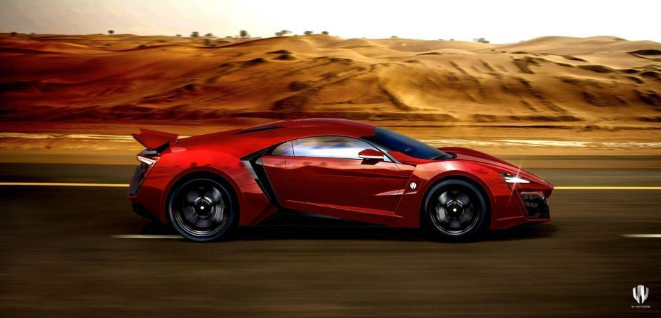 $3.4m Fast & Furious supercar to star at Dubai conference