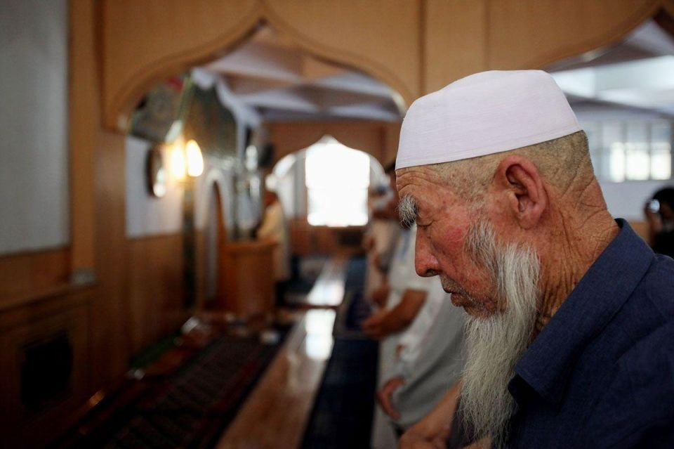 China said to jail Muslim man for growing a beard