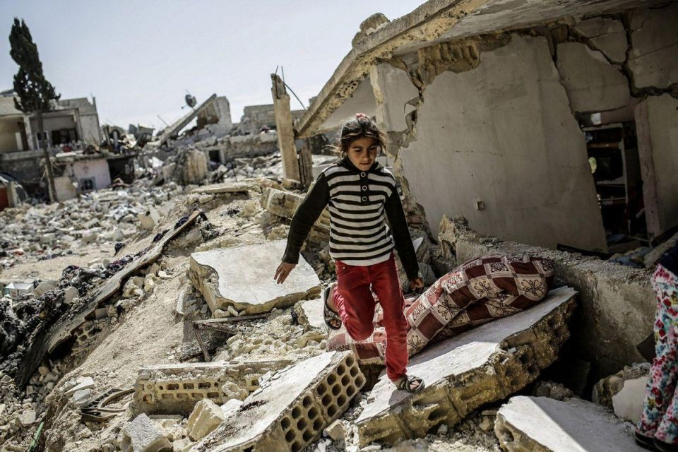 Donors meet in Kuwait for Syria summit