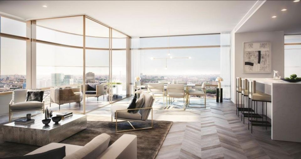 Luxury London apartments project launches sales in Dubai