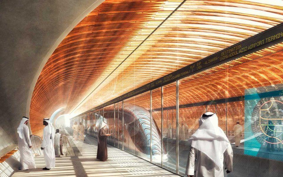 Arcadis to work on new transport plan for Jeddah