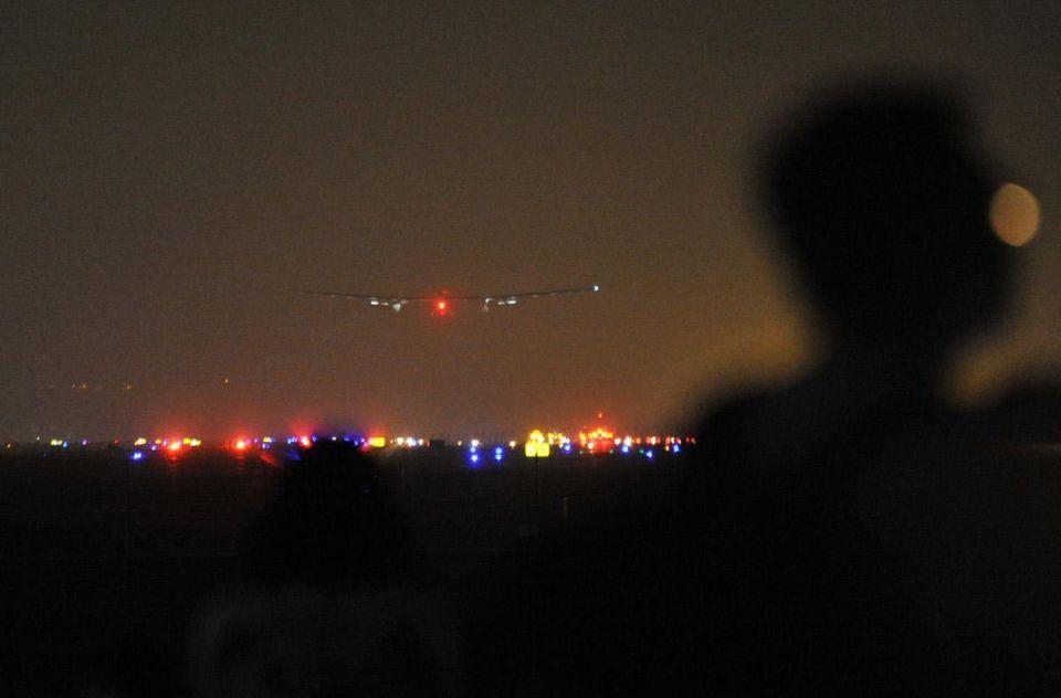 Solar Impulse 2 completes fifth flight