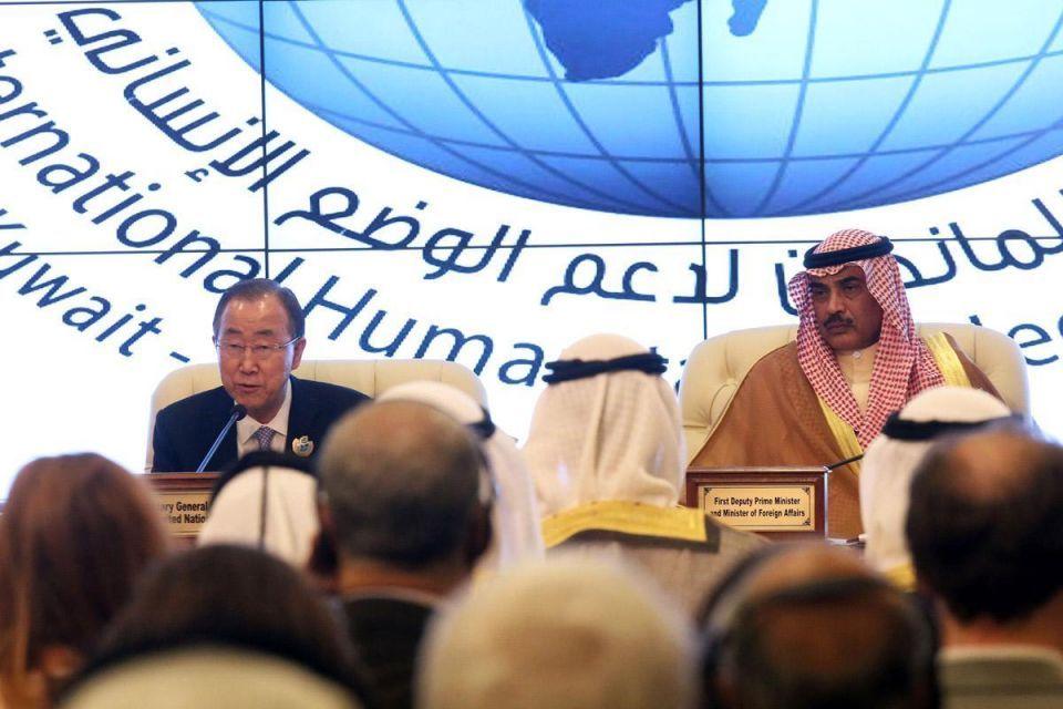 Kuwait: Emir pledges $500m for Syria