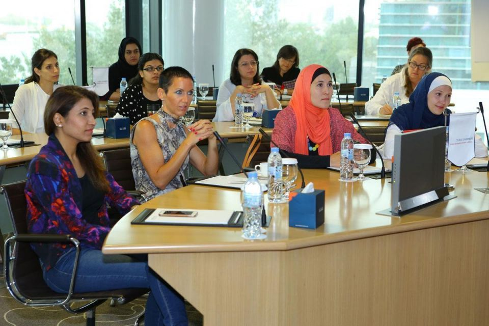 Mentoring initiative calls on female applicants to apply