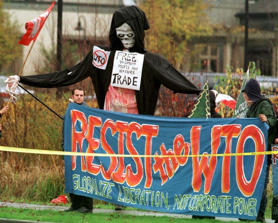 WTO celebrates 20th anniversary