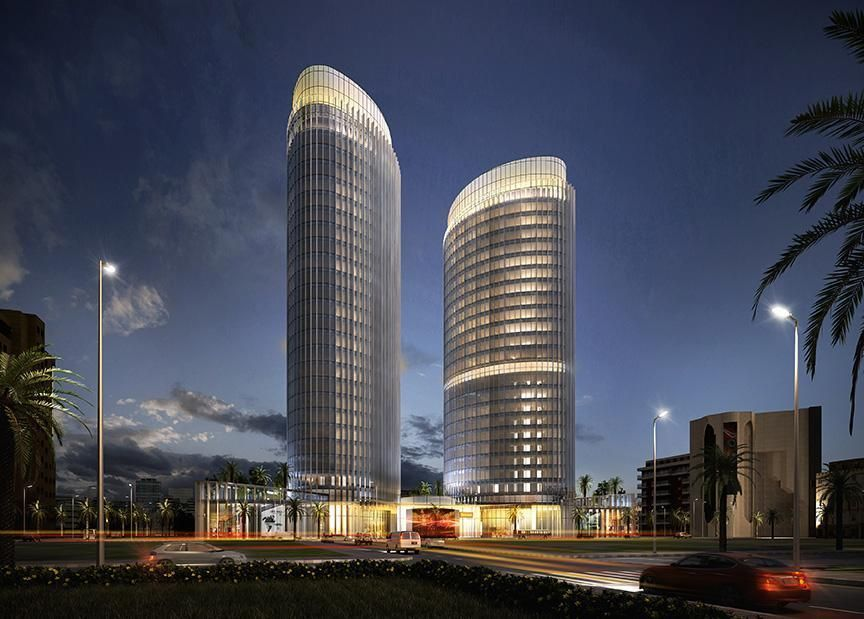 New luxury Jeddah apartments project unveiled