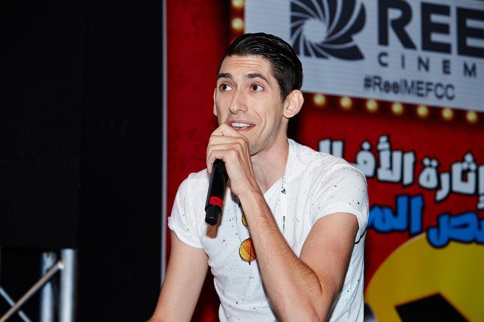 Star line-up for Dubai Comic Con