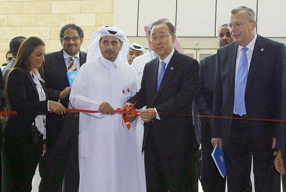UN crime congress in Doha