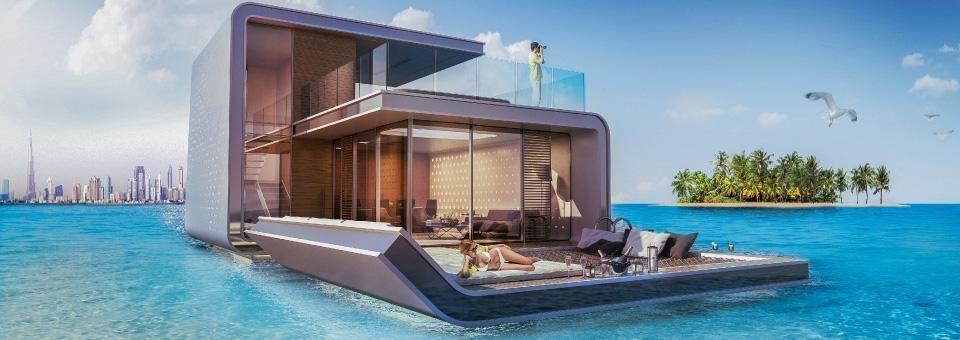 Revealed: Inside Dubai's Floating Seahorse underwater villas