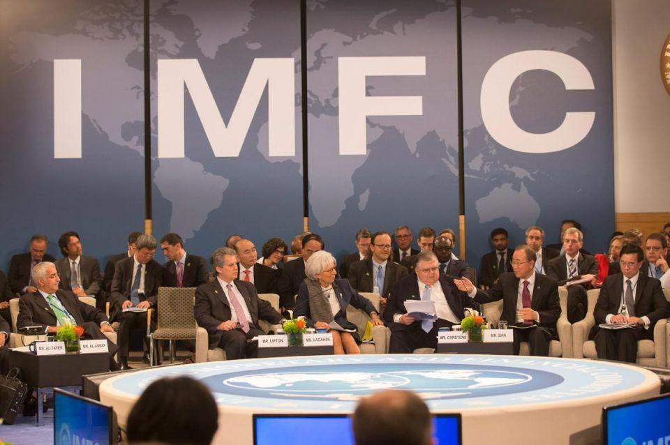 IMF, World Bank 2015 spring meetings