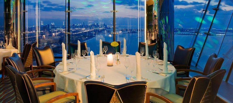 Dubai's most luxurious spots to really impress your date:
