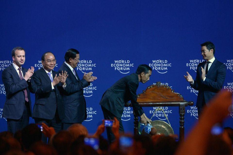 Asia's Davos kicks off in Jakarta