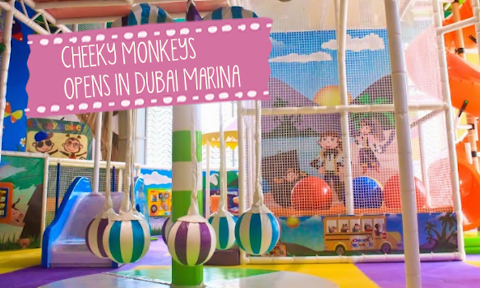 Dubai's Marka plans Saudi expansion of Cheeky Monkeys concept