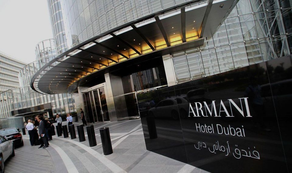 Emaar puts plans for third Armani hotel on hold
