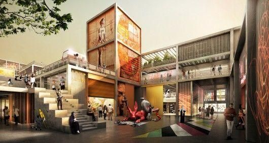 Dubai Design District selects Foster + Partners to design second phase
