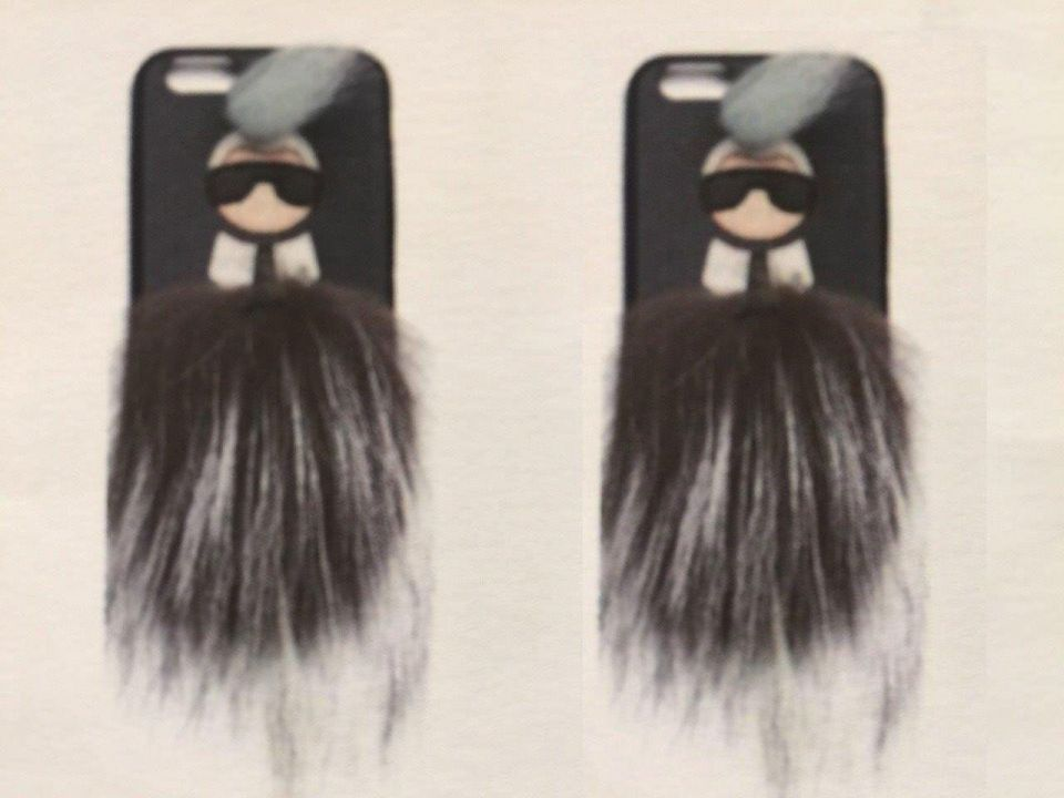 Karl Lagerfeld's new $600 iPhone accessory