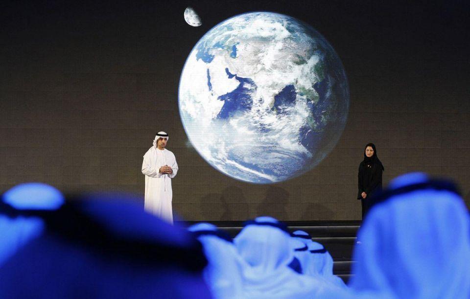 UAE's Mars mission