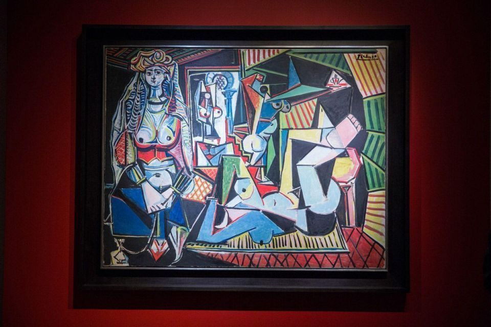 Picasso painting sells for $179.4m, smashing art auction record