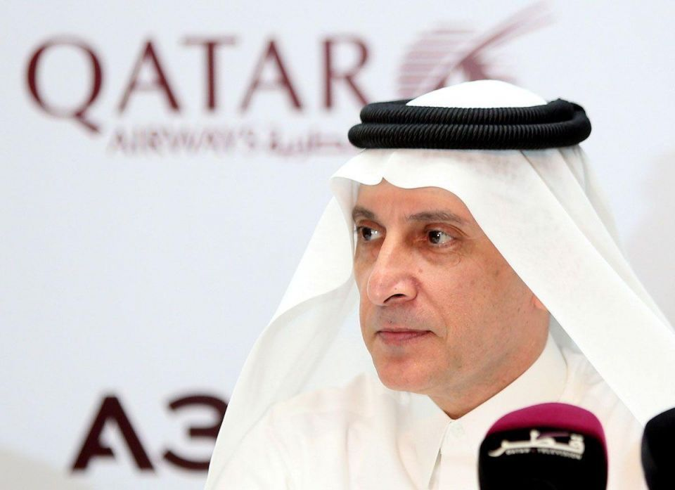 Global airline growth requires state backing, says Qatar Airways CEO