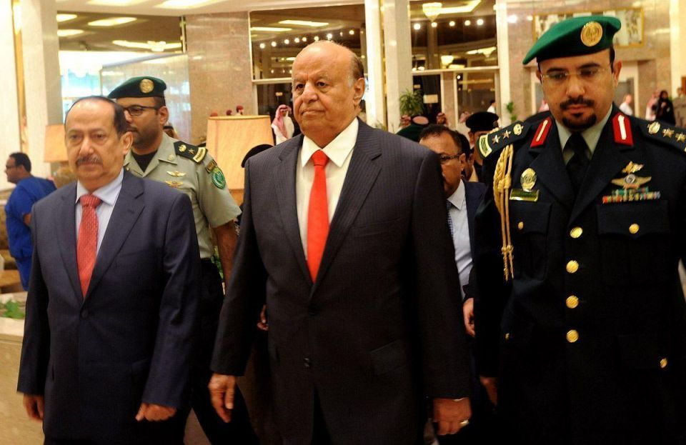 Yemen's Hadi in Aden after nearly 6 months in exile