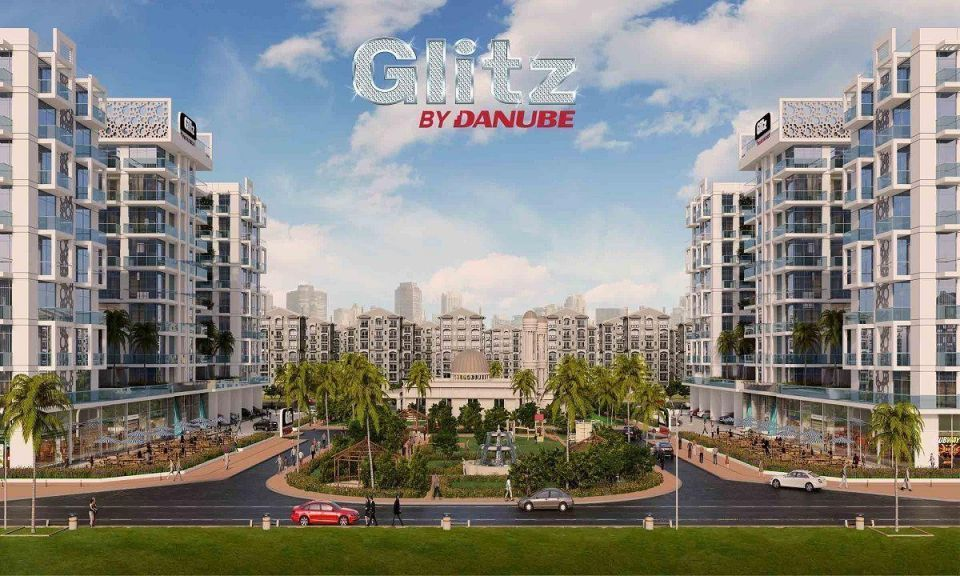Dubai's Danube launches $100m Glitz 3 project
