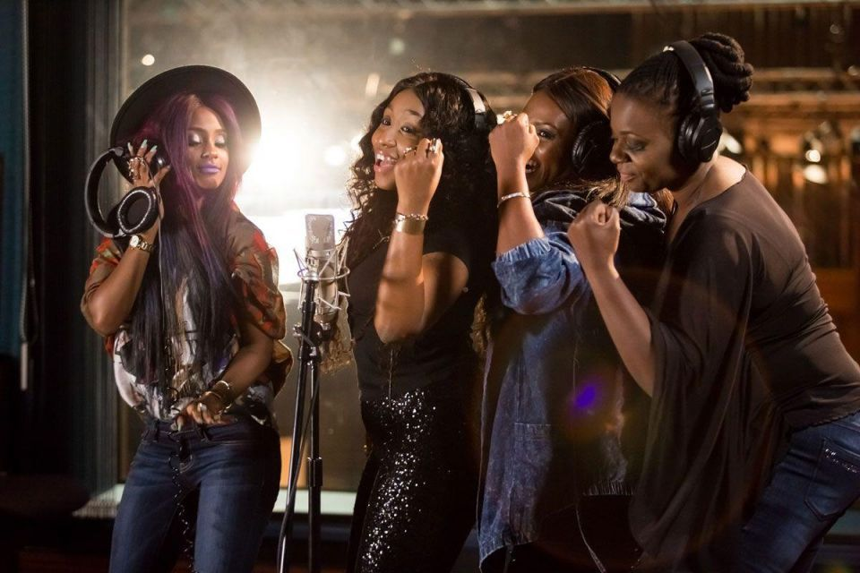 Female African musicians unite in 'Poverty is Sexist' campaign